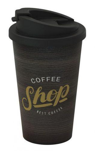 Tolle Designmöglichkeiten Coffee-to-go-Becher